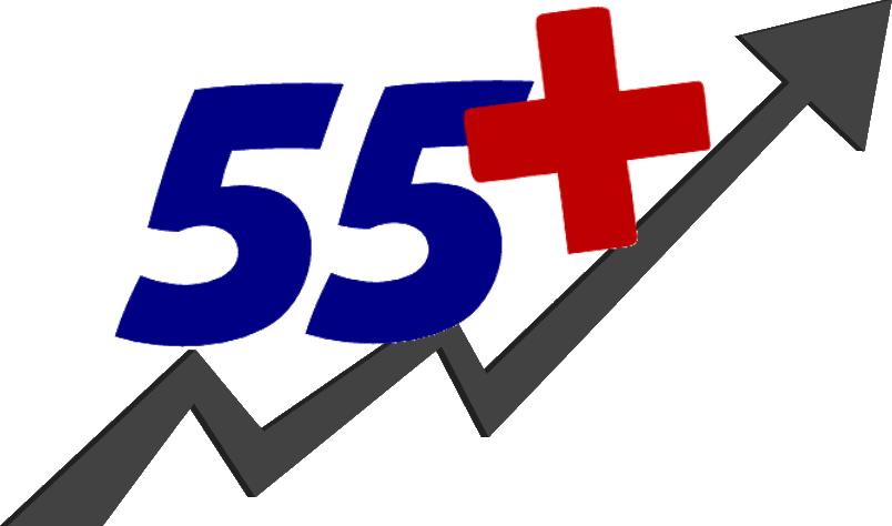 55 Plus Income